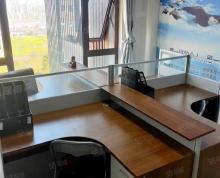 (出租)金融城旁,紫薇曼哈顿75平写字楼,3万一年带桌椅,随时看房!