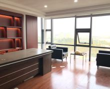 鼓楼区《凤凰国际大厦》精装带家具 电梯口 湖景房