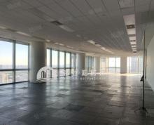 (出租)央企中海财富中心 小半层660平 免租长好停车 名企多
