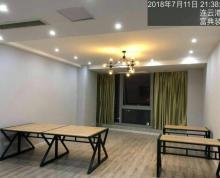 (出租) 苏宁广场写字楼装修124平方6.5万一年办公家具全