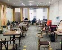 (出租)长江路 德基大厦多条线路附近精装修办公室300