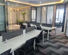 (出租)招商直租 湖西地铁口 凤凰国际大厦 320平精装带家具隔断