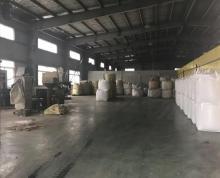 (出租)有电、有水、有卸货平台及地磅.厂房沿口高7.2米,钢结构厂房