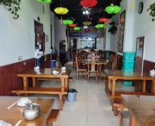 (转让)个人非中介 华东大市场好位置特色餐饮店旺铺转让
