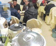 (出租)秦淮区秦虹路盈利中的餐饮旺铺老板因开分店忍痛转让可明火