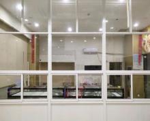 (出租)商铺转让40平方有操作间空调