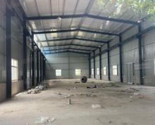 (出租)施桥大桥东沙头附近自建厂房1500平出租钢结构厂房三相电
