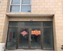 (出租)文府佳苑临街商铺出租