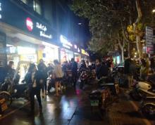 (出租)中央路与黑龙江路交叉口临街旺铺出租市口非常好人流量大可餐饮,