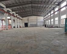 (出租)江宁秣陵6000平厂房14米高带行车
