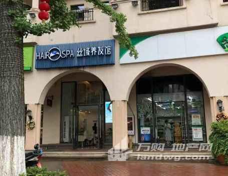 江宁万科金域蓝湾商业街门面出租