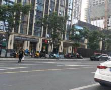 双龙大道南方花园 沿街餐饮门面 租金40万有递增 地铁口