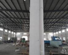 (出租)工业园单层厂房12米有行车价格0.85