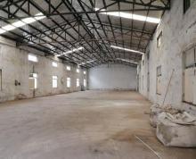 (出租)秣陵单层厂房640平可以机械加工可以仓储大车好进出