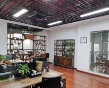 (出租)东环 现代创展大厦 精装100平超优价45元 带家具 带隔断