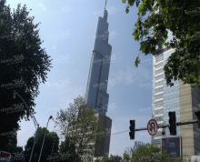 绿地广场紫峰大厦精装办公楼