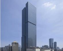 德基广场二期 新街口双地铁 百强入住 企业总部必选 高端办公