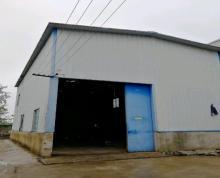 (出租)简易钢构小加工厂或仓库