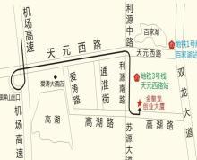 (出租) 江宁开发区500至1100平双地铁产业园办公生产直租