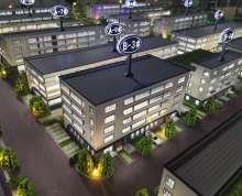 标准厂房,研发型办公楼;户型面积600到6000平,独栋、