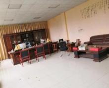 办工家具全新,办公室在一楼。