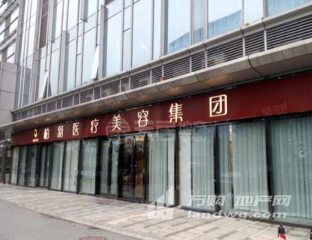 (出售)超市餐饮南京南站绿地之窗层高5米实际面积