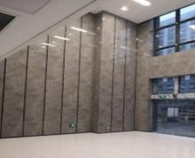 全新写字楼100到500平米,1.5/平.天,免租期长