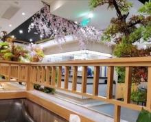 (出租)新区金河国际三楼日料店出租 1366平 精装修 通燃气