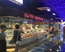 超市内场生鲜区招商、免租金