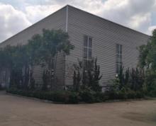 (出租)清浦工业园钢结构标准厂房出租