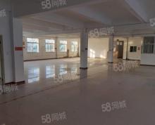 (出租)姑苏区新庄立交旁新出1300平仓库,地理位置好,可分割升降机