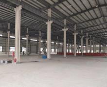 (出租)南通思拓,通州高新区4000平钢结构厂房,带行车出租