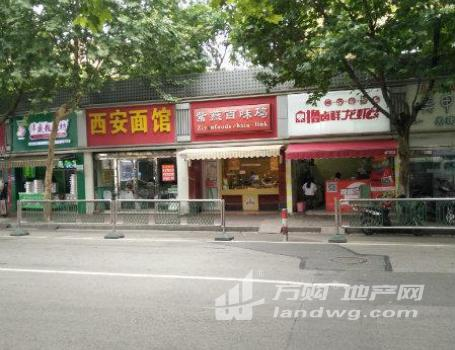 江宁新街口 竹山路双地铁 纯一楼198平单价一万九 房主诚售