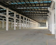 V钢构厂房单层4000平高9米有行车电200kv
