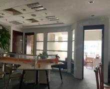 (出租)苏州中心旁 世纪金融大厦111平 有隔断有家具 保养新有车位