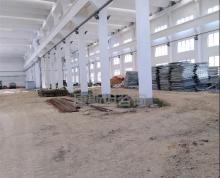 崇川区新出2000平 单一层机械厂房有5吨行车 价格便宜