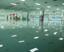 江宁区2400平方厂房环氧地坪已做好