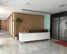 (出租)万达甲级写字楼 875平出租 全新装修办公家具齐全 钵池山