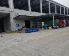 (出租)园区胜浦15000平米双边高台库可分租租,证件齐全看房随时