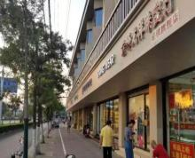 龙蟠路与锁金南路8米门宽可餐饮商铺出租