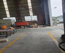 (出租)大港全新钢结构厂房,高度12米,交通便利,有行车梁!