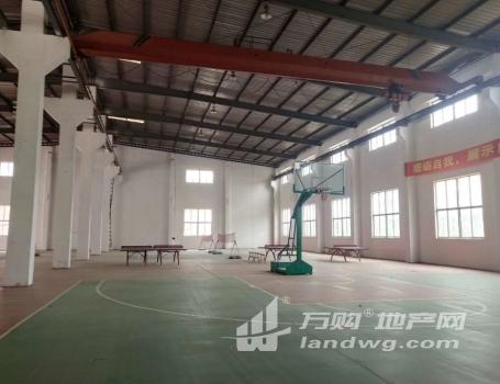 地铁 溧水柘塘16000平方带行车厂房出租
