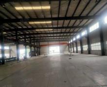 (出租)出租 百家湖 三门厂房 层高7米 17.5米大车可进厂房