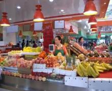 (出租)桥北 新的农贸集市 诚招蔬菜 豆制品 鲜肉一类