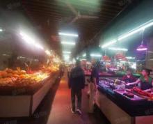 (出租)百年难遇姑苏区新民桥菜市场出来一个干货位置租金只要7.5万