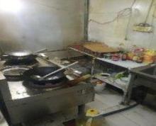外卖炒菜店出租设备齐全,靠三江学院