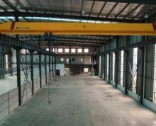 (出租) 高淳经开区茅山路厂房出租,层高9米,带10吨行车
