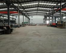 (出租)汤山街道上峰鹤龄社区单层钢结构机械厂房共5000平米