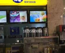 夫子庙水游城 50岚奶茶 年租金10万起