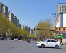 (出售)应天大街黄山路交叉口门宽约25米 年租7个点回1报